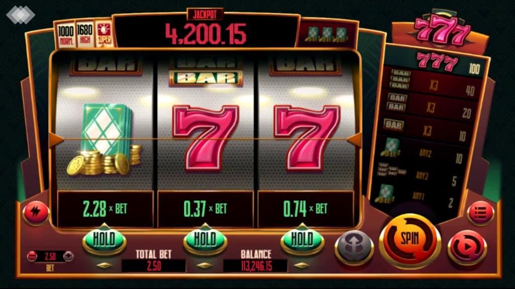 Fair Go Casino - New 777 Pokie