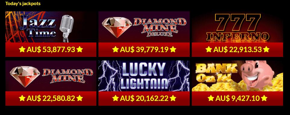 Planet 7 OZ casino revire