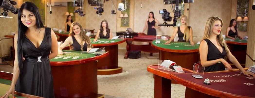 Live dealers casino - Vivo Gaming