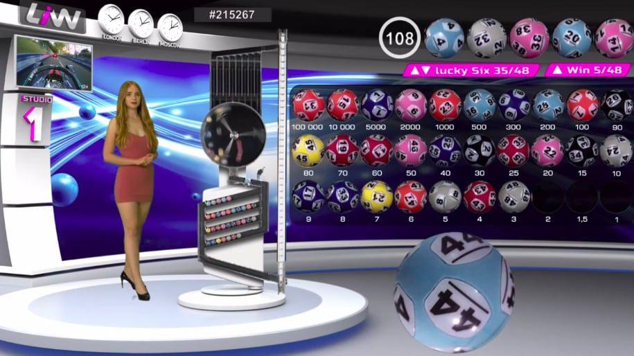 Bonza Spins Casino Live Lotto