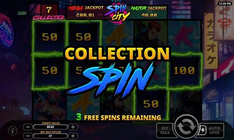 7Bit Casino - New Pokie by Swintt - Spin City Slot
