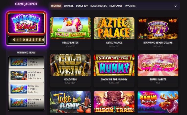 7Bit Casino - Amount of Pokies