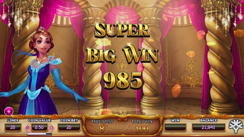 Beauty and the Beast Pokie at Oshi Casino