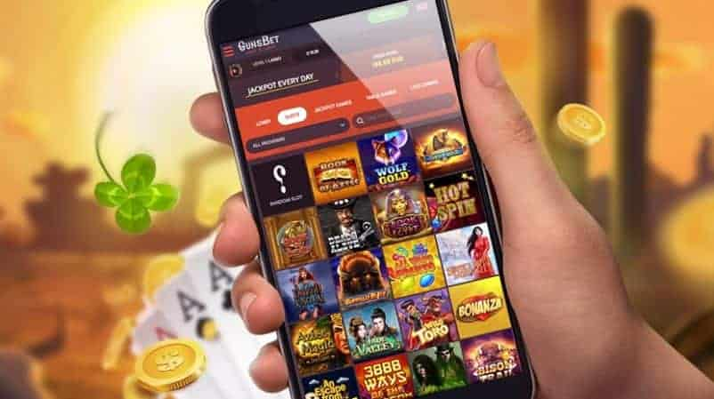 Gunsbet casino - play on your mobile