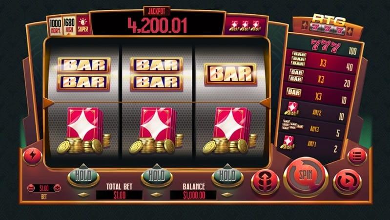 777 Pokie by RTG - Ozwin Casino