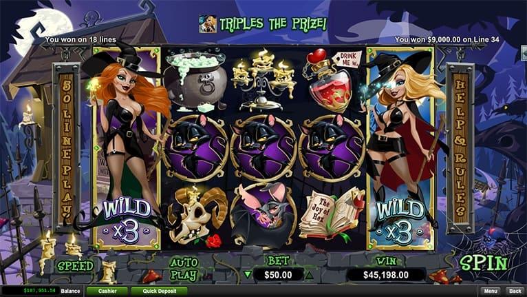 Ozwin Casino Review - Bubble Bubble 2 Pokie by RTG