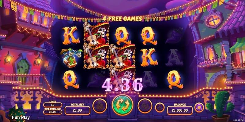 Ozwin Casino Review - Diamond Fiesta Slot by RTG