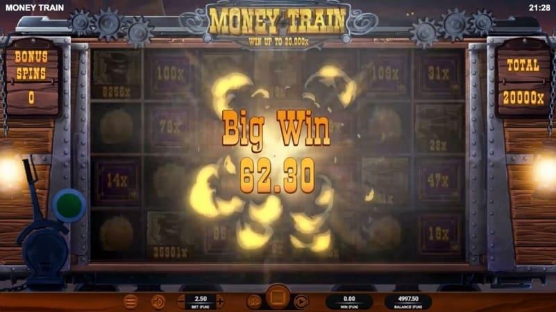 Money Train Pokie by IGT - Pokie Place Casino